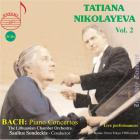 Bach : Concertos pour piano / Legendary treasures Tatiana Nikolayeva - Volume 2