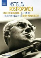 jaquette CD M. Rostropovitch: l'archet indomptable. un film documentaire de B. Monsaingeon