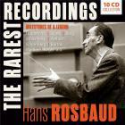 Milestones of a legend - The rarest recordings / Hans Rosbaud