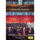 jaquette CD Carmina Burana (live from the Forbidden City)