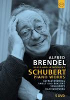 Alfred Brendel plays and introduces |