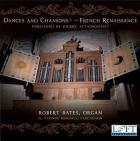 jaquette CD Dances and chansons of the French Renaissance