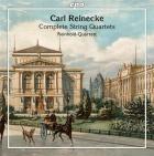 Carl Reinecke : intégrale des quatuors à cordes