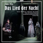 Hans Gál : das lied der nacht, opéra