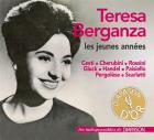 Teresa Berganza : les jeunes années