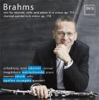 Brahms : musique de chambre pour clarinette