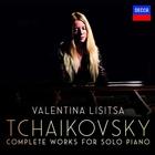 Tchaïkovsky - complete works for solo piano