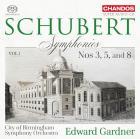 Schubert symphonies