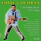 jaquette CD Eddie Cochran : L'anthologie / 1955 - 1962