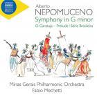 Symphony in G minor - o garatuja - prélude - série brasileira