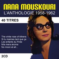 Nana Mouskouri : L'anthologie 1958-1962