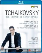 Tchaïkovski : Intégrale des Symphonies / Philippe Jordan