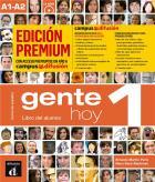 Gente hoy 1 - espagnol - livre de l'élève + cd premium