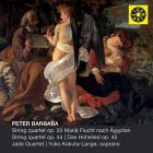 Peter Barcaba : quatuors à cordes