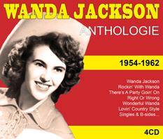Wanda Jackson : Anthologie 1954-1962