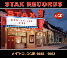 Stax Records : Anthologie 1958 - 1962