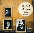 jaquette CD Ténor festival : Pavarotti, Domingo, Carreras