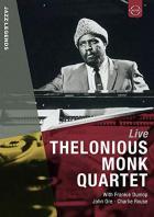Thelonious Monk Quartet Live  : Palais des Beaux-Arts, Bruxelles 1963 | Thelonious Monk (1917-1982). Piano
