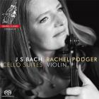 Cello suites Violin | Johann Sebastian Bach (1685-1750). Compositeur