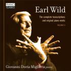 Earl wild : transcriptions et oeuvres originales pour piano - Volume 3