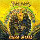 African speaks / Carlos Santana  | Santana, Carlos. Composition. Guitare électrique. Percussion - non spécifié