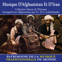 Musique d'Afghanistan et d'Iran - Patrimoine de la musique traditionnelle du monde