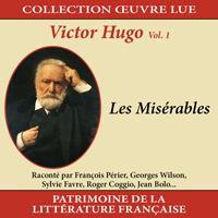 Collection oeuvre lu - Victor Hugo - vol. 1 : Les Misérables