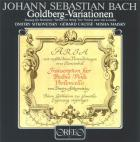 Bach : variations Goldberg, bwv 988. Sitkovetsky, Caussé, Maisky