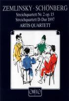 Zemlinsky, Schönberg : quatuors à cordes. Artis Quartett Wien