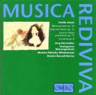 Pavel Haas : quintettes pour vents - suites. Dürmüller, Freivogel, Pütz, Davies