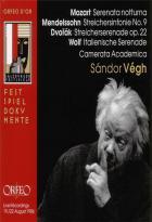 Sandor Végh dirige Mozart, Mendelssohn, Dvorak, Wolf : Oeuvres orchestrales