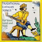 Mélodies traditionnelles catalanes pour voix, luths et violes. Waters