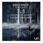 Bruckner : symphonies n° 7 et 8