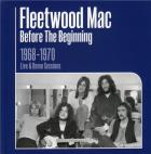 Before the beginning 1968-1970 rare live & demo sessions