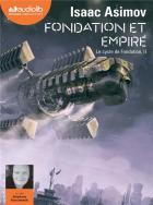 Le cycle de fondation t.2 - fondation et empire  |
