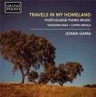 Travels in my homeland. musique portugaise pour piano