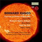 Concerto pour piano et orchestre - music for shoko: aubade - canti del sole