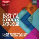Six duos pour flûte et violon