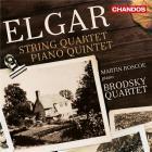 Elgar string quartet piano quintet