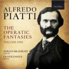 jaquette CD Piatti, Alfredo : Fantaisies d'Opéras - Volume 1