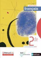 L'esprit et la lettre - français - 2de - nouveau programme 2019