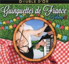 Double d'or des guinguettes de France - Volume 2