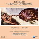 jaquette CD Beethoven: symphony n°9