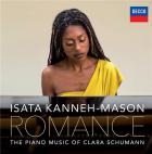 jaquette CD Romance : the piano music of Clara Schumann