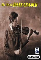 L'Art de Joseph Gingold : oeuvres pour violon