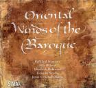 jaquette CD Oriental winds of the baroque