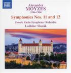 Symphonies nos. 11 and 12