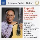jaquette CD Guitar recital