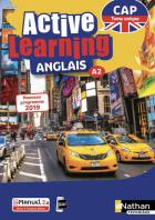 Active learning - anglais - cap - a2 (édition 2019)