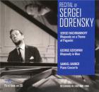 Recital of Serge Dorenski